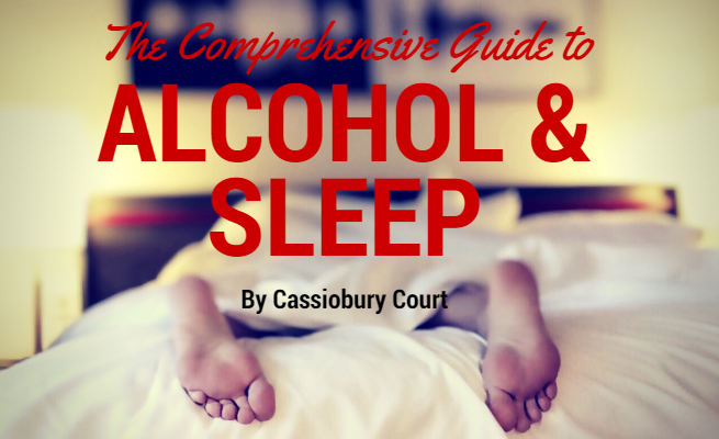 alcohol and sleep effect