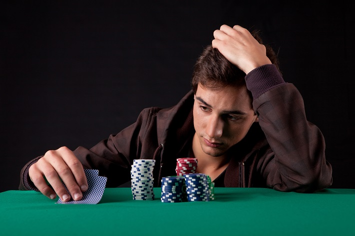 Naltrexone gambling addiction
