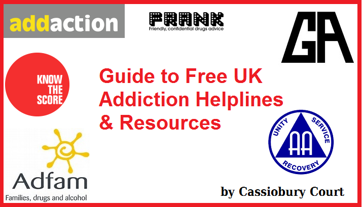 guide free addiction website