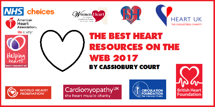 heart resources on the web