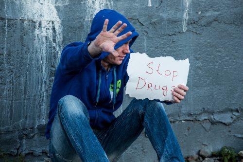 Остановить Наркотики
