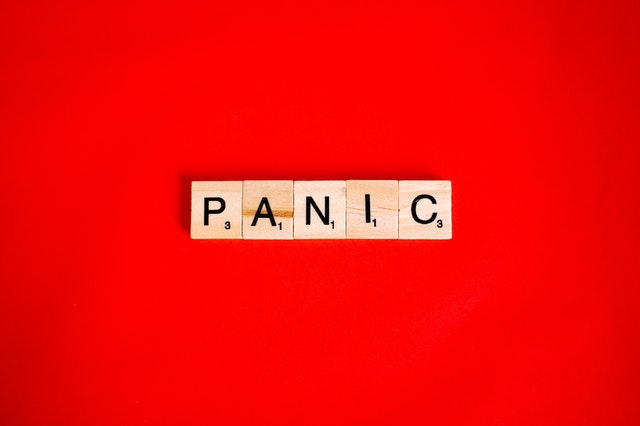 Tips to help deal with panic attacks
