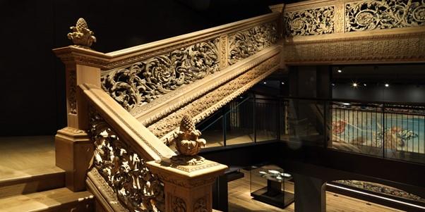 Cassiobury House Staircase